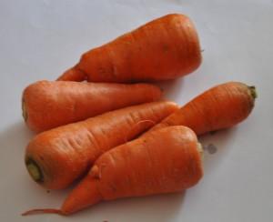 Zanahoria: fuente de nutrientes y vitaminas (betacaroteo y provitamina A)