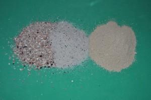 Grit y sales minerales